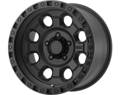 ATX Series AX201 Series Wheels - Cast iron black