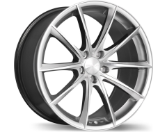 Braelin Wheels BR02 - Hyper Black with Machined Face