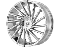 Asanti Wheels ABL-18 MATAR - Chrome