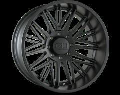 Cali Off-Road RAWKON 9109 Series Wheels - matte black