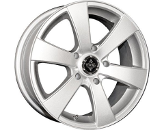 Ceco Series PST6 Series Wheels - Silver