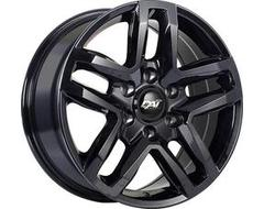 DAI Wheels Peak Truck Series - Gloss Black