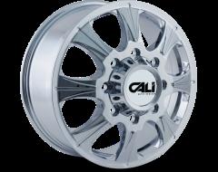 Cali Off-Road BRUTAL 9105 Series Wheels - front chrome