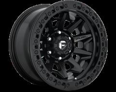 Fuel Off-Road Wheels D114 COVERT BL - OFF ROAD ONLY - Matte black