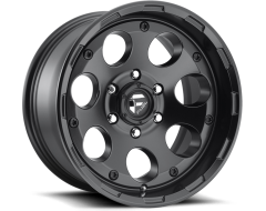 Fuel Off-Road Wheels D608 ENDURO - Matte black