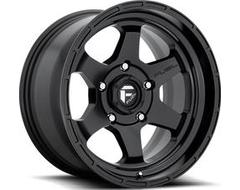 Fuel Off-Road Wheels D664 SHOK - Matte black