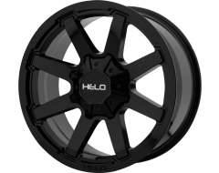 Helo Wheels HE909 - Gloss - Black