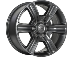 DAI Wheels Force 6 Truck Series - Dark Gunmetal