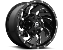 Fuel Off-Road Wheels D574 CLEAVER - Gloss Black Milled