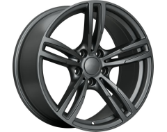 ART Wheels Replica 61 - Dark Gunmetal