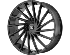 Asanti Wheels ABL-18 MATAR - Gloss Black