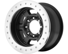 ATX Series AX757 CHAMBER PRO II Series Wheels - Textured black