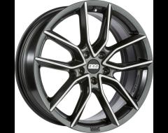 BBS XA Series Wheels - Platinum satin