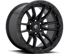 Fuel Off-Road Wheels D679 REBEL - Matte black