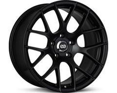 Enkei RAIJIN Series Wheels - Black paint