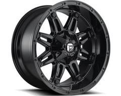 Fuel Off-Road Wheels D625 HOSTAGE - Gloss Black