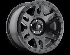 Fuel Off-Road Wheels D584 RECOIL - Matte black