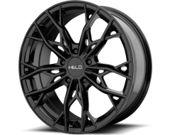 Helo Wheels HE907 - Gloss - Black