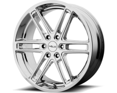Helo Wheels HE908 - Chrome