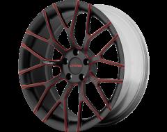 Lorenzo LF897 Series Wheels - Custom finishes up to three colors