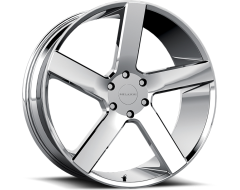 Milanni 472 Switchback Wheels - Chrome