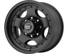 American Racing Wheels AR23 - Satin Black