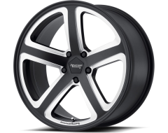 American Racing Wheels AR922 HOT LAP - Satin Black - Milled