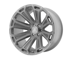 Asanti Wheels AB813 CLEAVER - Titanium - Brushed