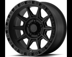 ATX Series AX202 Series Wheels - Cast iron black