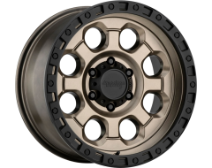 American Racing Wheels AR201 - Matte Bronze - Black Lip
