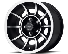 American Racing Wheels VN47 VECTOR - Satin Black - Machined