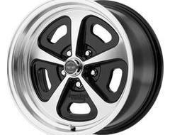 American Racing VN501 500 MONO CAST Series Wheels - Gloss black machined
