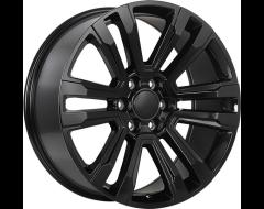 ART Wheels Replica 147 - Gloss Black