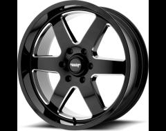 American Racing Wheels AR926 PATROL - Gloss Black Milled