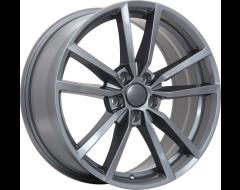 ART Wheels Replica 75 - Dark Gunmetal