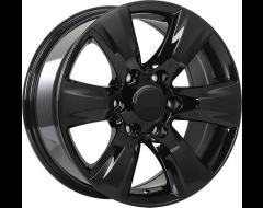 Art Replica Wheels Replica 100 - Gloss Black