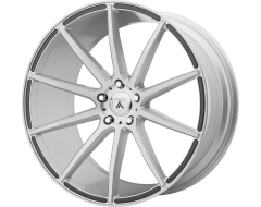Asanti Wheels ABL-20 ARIES - Brushed - Silver