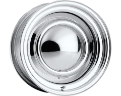 Ceco Smoothie Series Wheels - Chrome