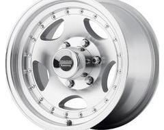 American Racing Wheels AR23 - Machined