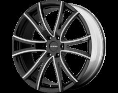 Lorenzo LF898 Series Wheels - Custom finishes up to three colors