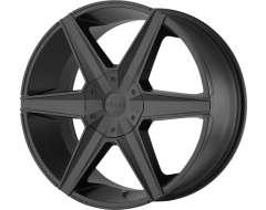 Helo Wheels HE887 - Satin - Black