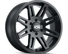 Ion Wheels 142 Series - Matte black
