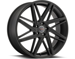 Milanni 9062 Blitz Wheels - Satin Black