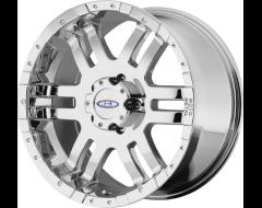 Moto Metal MO951 Series Wheels - Chrome