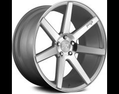 Niche Wheels M179 VERONA - Gloss Silver - Machined