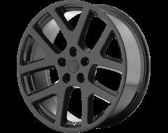 OE Creations Wheels PR149 - Gloss Black - Clearcoat