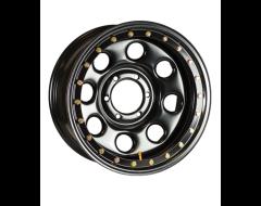 Ceco Crawler Series Wheels - Matte black