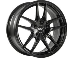 DAI Wheels Apex Classic Series - Gloss - Black