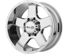 Helo HE886 Series Wheels - Pvd