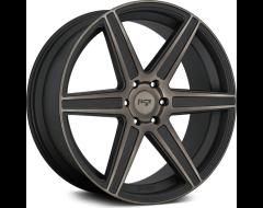 Niche Wheels M236 CARINA - Matte - Machined Double Dark tint